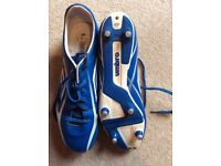 Football boots, size 11, Umbro, excellent condition