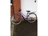 Girls/Ladies/Womens hybrid Bike
