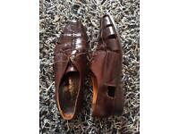 Russell & Bromley leather shoes size 11