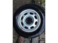 Firestone radial tyre- 175/70 R13