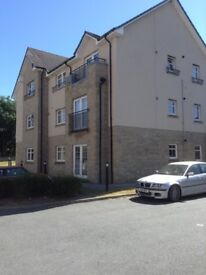 Spacious 2 double bedroom ground floor flat in the town centre for rent