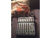 Alesis Multimix 8 FX mixer