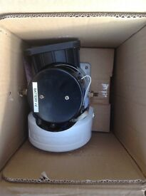 Lewmar Bow Thruster. Boxed Unused. 12 V. Complete kit with fibre glass tube. Model 140TT - 2 KW