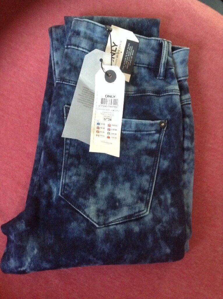 Womens jeans bnwt