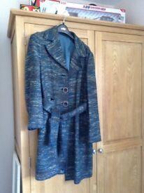 Ladies Retro M and S Coat