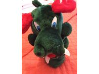 Golf Headcover - Dragon.