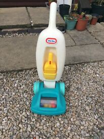 Little Tikes Toy Vacuum Cleaner