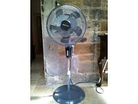 Bionaire Double Blade Fan with Remote Control
