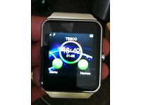 Android smart watch bran new in box still has screen protector on