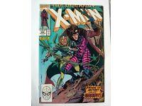 Marvel Comics Uncanny X-Men 266 First Gambit Excellent Condition