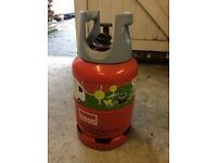 Propane gas bottle 6kg Calor
