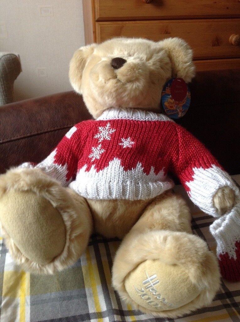 Selection of Harrods Bears