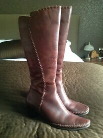 Leather boots (Unworn, as new) Pikolinos size 38 / 5