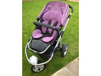Apple iCandy pushchair