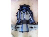 Eurohike Hydro 50+5L Backpack Rucksack