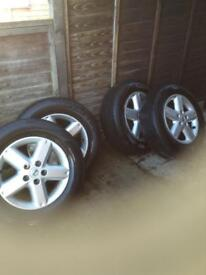 2005 Nissan x trail nice wheels /excellent tires £150 ono