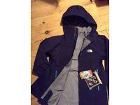 Brand new: North Face Goretex Pro jacket