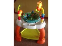 Bright Starts Bounce Baby Activity Centre - excellent condition