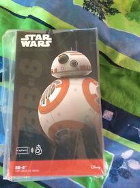 Sphero Star Wars BB-8 - APP-ENABLED DROID - NEW