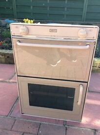 LPG gas oven