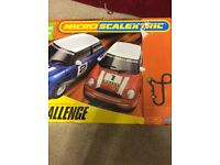 Scalextric Micro Mini