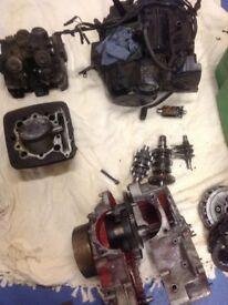 Honda xl600 engine and spares