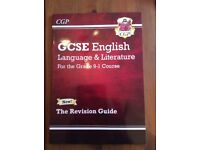 GCSE English Language and Literature Grade 9-1 Course