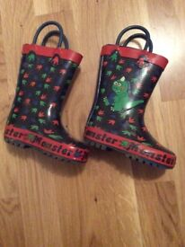 Wellies toddler size 4