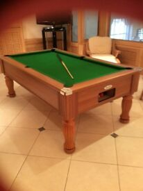 Monarch luxury Pool Table