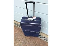 AMERICAN TOURISTER Navy suitcase