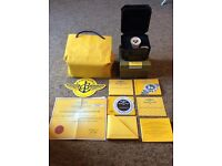 Breitling Navitimer Heritage, original documents, case and certificate