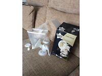 Tommee Tippee manual breastmilk pump