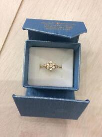 22ct solid gold ring
