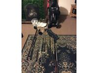 Men's golf clubs, completesetup