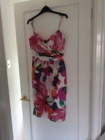 Coast dress. Excellent condition. Size 10. £45 Ideal for a wedding.