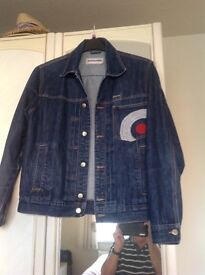 Lambretta Denim Jacket