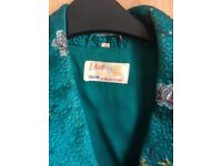 Beautiful ladies Chinese style dressing gown