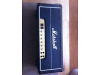 Marshall 100w Super Bass valve amp