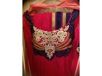 Asian bridesmaid dress
