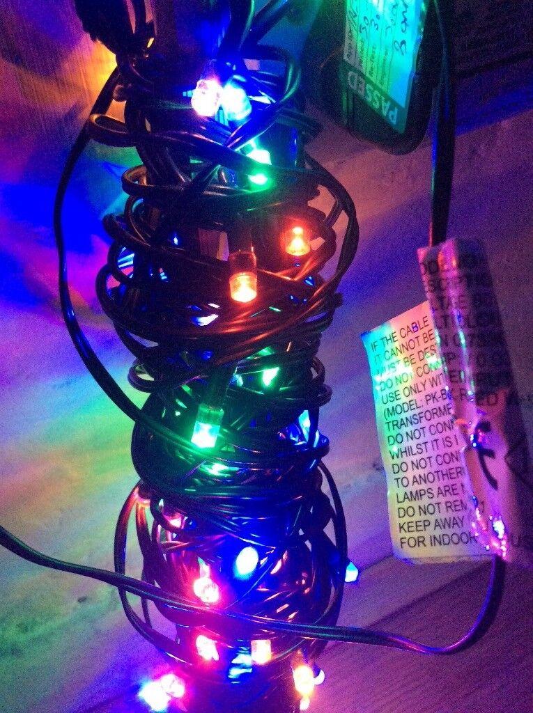 Christmas led 8 multi function lights