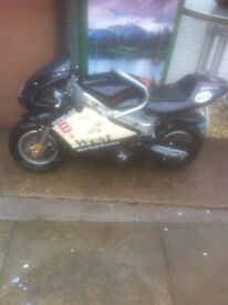 Mini moto motor bike