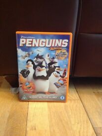 Selection of kids DVD's ( 5 movies included )