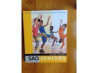 Undergraduate/Education/Teaching: SAQ Juniors - Movement Skills by Alan Pearson/David Hawkins
