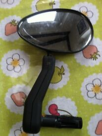 Cateye BM-500G-R Adjustable Bicycle Mirror
