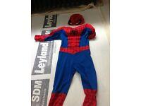 Spiderman fancy dress - dress up - Marvel - as good as new