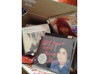 Job lot of cd's suitable for a car boot