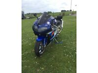 Suzuki tl1000r really good condition all standard parts to go which it tell for more info
