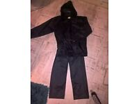 kids age 7/8 waterproof jacket and trousers