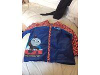 Thomas lined rain coat age 5/6 years