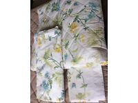 Sanderson quilt , duvet cover & pillowcases